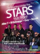 El Debarge, Guy, Dru Hill & After 7