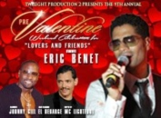 Eric Benet, Johnny Gill, and El Debarge