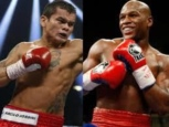 Floyd Mayweather Jr vs. Marcos Maidana