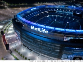 MetLife Stadium (Formerly New Meadowlands Stadium) (East Rutherford, NJ)
