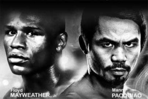 Floyd Mayweather Jr. vs. Manny Pacquiao Tickets