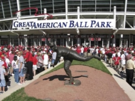 Cincinnati Reds - Great American Ball Park