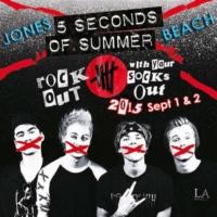 http://5seconds.jonesbeach.com;5 Seconds Of Summer - Sept 1 & 2, 2015