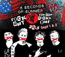 http://5seconds.jonesbeach.com;5 Seconds Of Summer - Sept 1 & 2, 2015