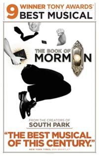 The Book of Mormon - Find The Best Seats Now!