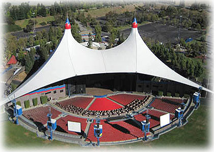 Shoreline Amphitheatre - CA (Mountain View, CA)