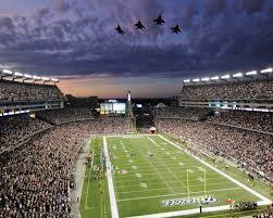 Gillette Stadium (Foxborough, MA)