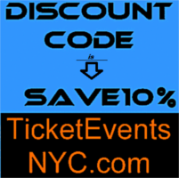 New York Event Tickets