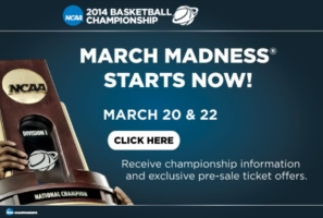 NCAA March Madness 2014