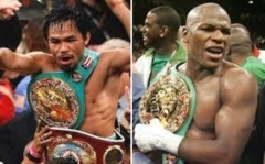 Pacquiao vs. Mayweather