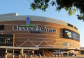 Chesapeake Energy Arena (formerly Oklahoma City Arena) (Oklahoma City, OK)